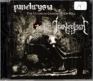PANCHRYSIA / ICONOCLASM - Split C.D.