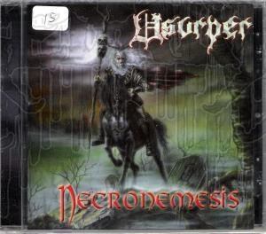 USURPER - Necronemesis