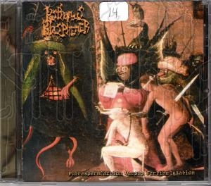 POSTHUMOUS BLASPHEMER - Putrespermfaction Versus Fertiholyzation