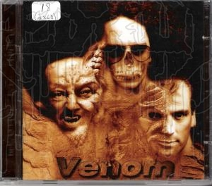 VENOM - Cast In Stone (Double C.D)