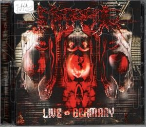 DISGORGE (Mex.) - Live In Germany