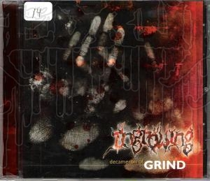 INGROWING - Decameron Of Grind