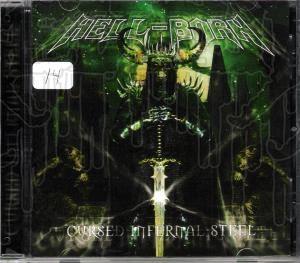 HELL-BORN - Cursed Infernal Steel