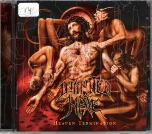 INFINITED HATE - Heaven Termination