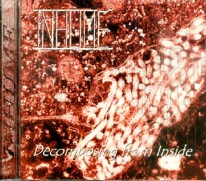 INHUME - Decomposing From Inside