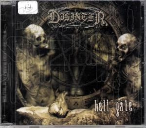DISINTER(Peru) - Hell Gate