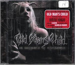 OLD MANS CHILD - In Defiance Of Existence