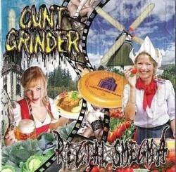 """CUNTGRINDER / RECTAL SMEGMA - Split C.D. """"Porn Grind Express"""""""