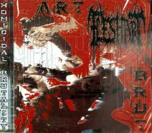 FLESHART - Art Brut