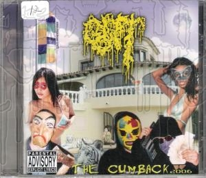 GUT - The Cumback 2006 (U.S. Version)