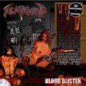 """MEATKNIFE - Blood Blister 12"""" LP (New recorded 2004 + 4 Bonus Songs)"""