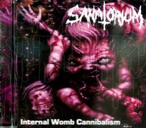 SANATORIUM - Internal Womb Cannibalism