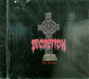 SECRETION - The Crucifier