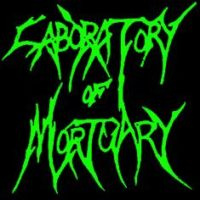 LABORATORY OF MORTUARY -  Logo (T - Shirt)