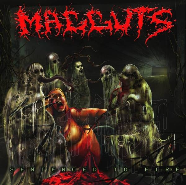 MAGGUTS - Sentenced To Fire