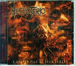 NECROTERIO - A Rotten Pile Of Dead Humans