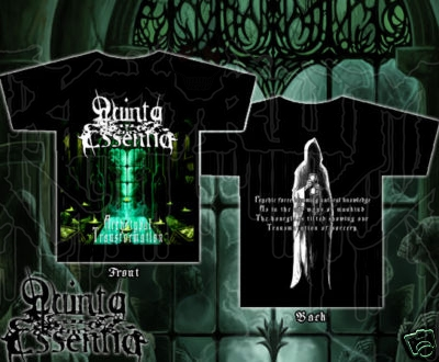 QUINTA ESSENTIA - Archetypal Transformation (T - shirt)