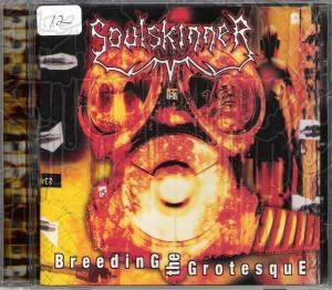 SOULSKINNER - Breeding The Grotesque