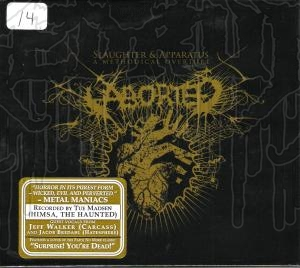 ABORTED - Slaughter & Apparatus - A Methodical Overtur