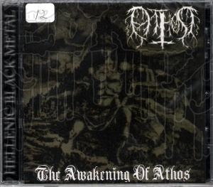 ATHOS - The Awakening Of Athos