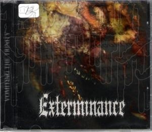 EXTERMINANCE - Vomiting The Trinity
