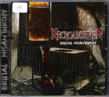 NECROABORTION - Brutal Misanthropy