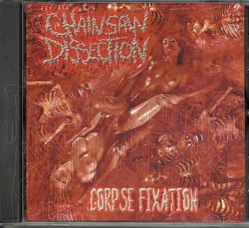 CHAINSAW DISSECTION - Corpse Fixation