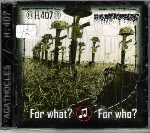 AGATHOCLES / H.407 - Split C.D.