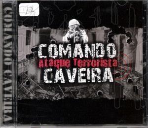 COMANDO CAVEIRA - Ataque Terrorista