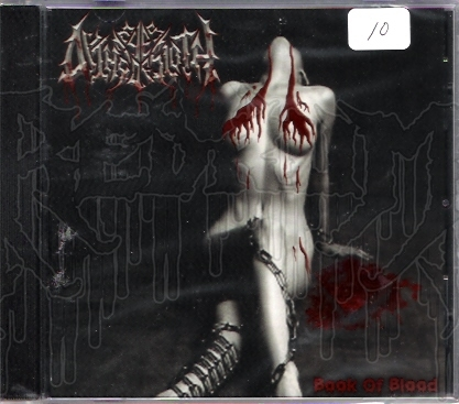 DYING EYES OF SLOTH - Book Of Blood