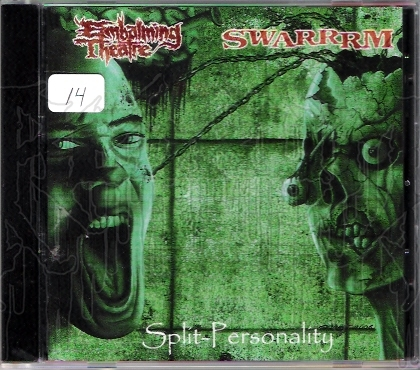 EMBALMING THEATRE/ SWARRRM - Split C.D.