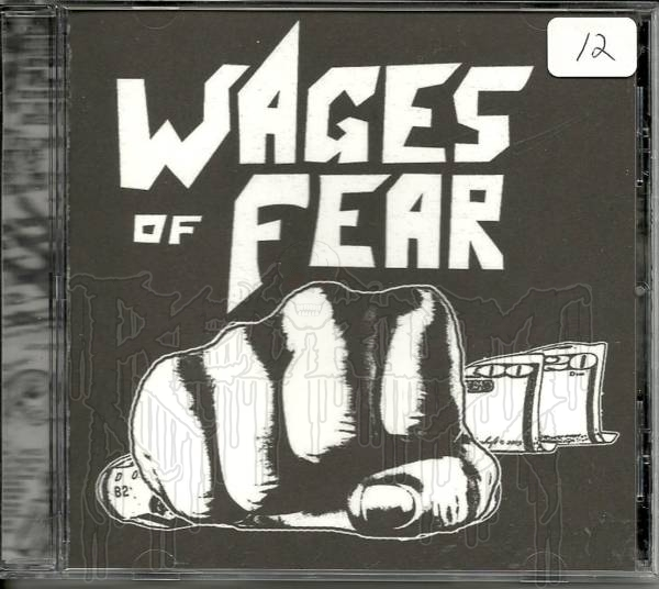 WAGES OF FEAR - S/T