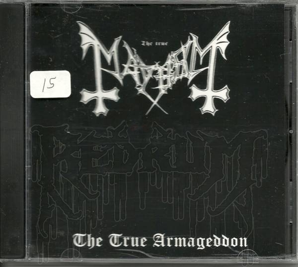 MAYHEM - The True Armageddon