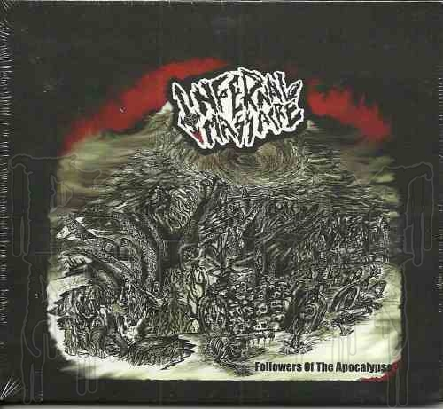 INFERNAL MASSACRE - Followers Of The Apocalypse (Digi-pak)