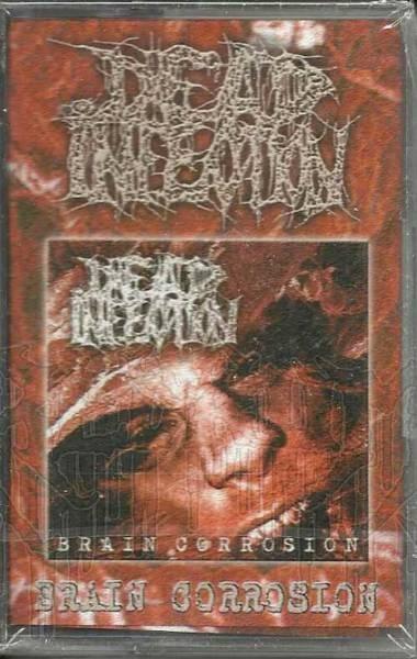 DEAD INFECTION - Brain Corrosion (Cassette)