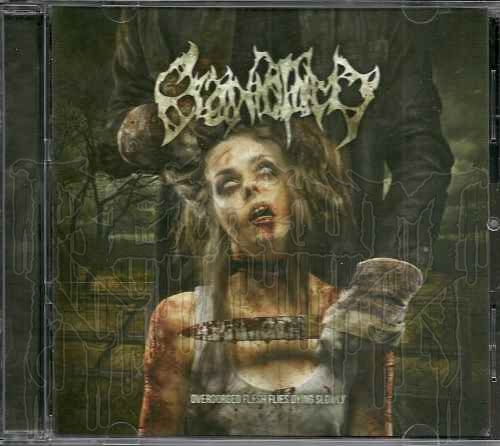 CRANIOTOMY - Overgorged Flesh Flies Dying Slowly (With Slip-cover)