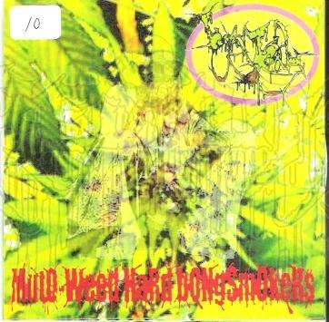 BOGGY BONG - Muto - Weed Hard Bongsmokers