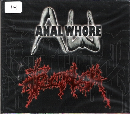 ANAL WHORE/PROCTALGIA - Split C.D.