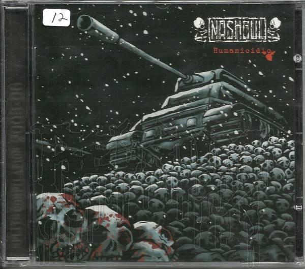 NASHGUL - Humanicide