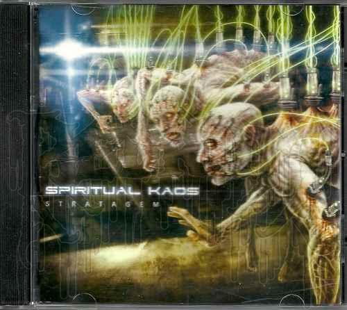 SPIRITUAL KAOS - Startagem (MCD)