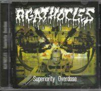 AGATHOCLES - Superiority Overdose (Reissue CD with bonus track)