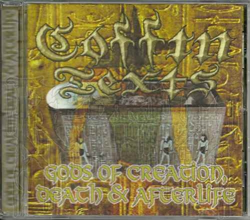 COFFIN TEXTS - Gods Of Creation, Death And Afterlife