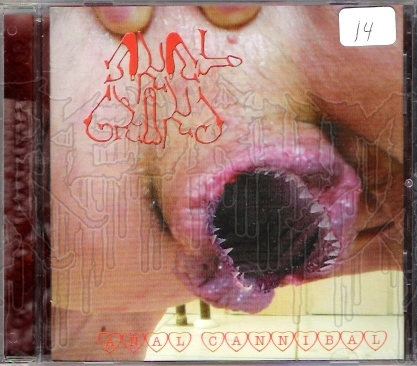 ANAL GRIND - Anal Cannibal
