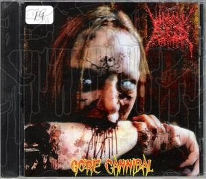 VISCERAL GRINDER - Gore Cannibal
