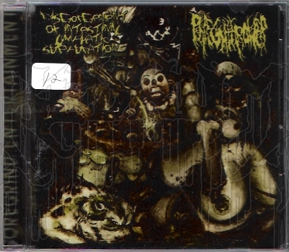 DISGORGEMENT OF INTESTINAL LYMPHATIC SUPPURATION / PHLEGM THROWER - Split C.D.