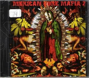 COMP: MEXICAN GORE MAFIA - Vol. 2