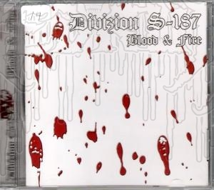 DIVIZION S-187 - Blood & Fire