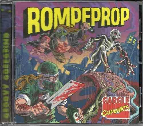 ROMPEPROP-Gargle Cummics