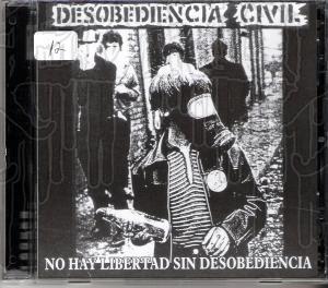 DESOBEDIENCIA CIVIL - No Hay Libertad Sin..