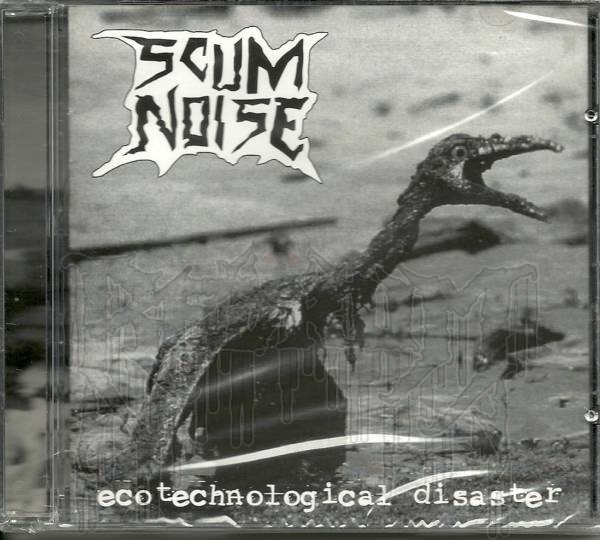 SCUM NOISE - Ecotechnological Disaster
